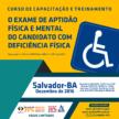 Curso de Habilitação da Pessoa com Deficiência